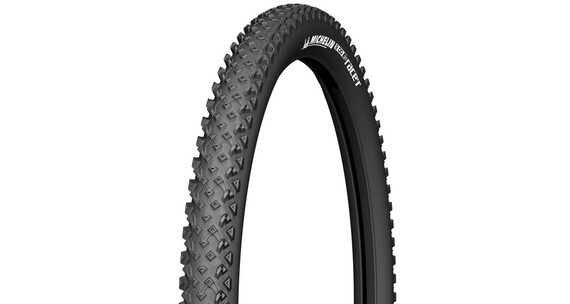 "Michelin Wild Race'R MTB dæk 26 x 2,00"", foldedæk sort"